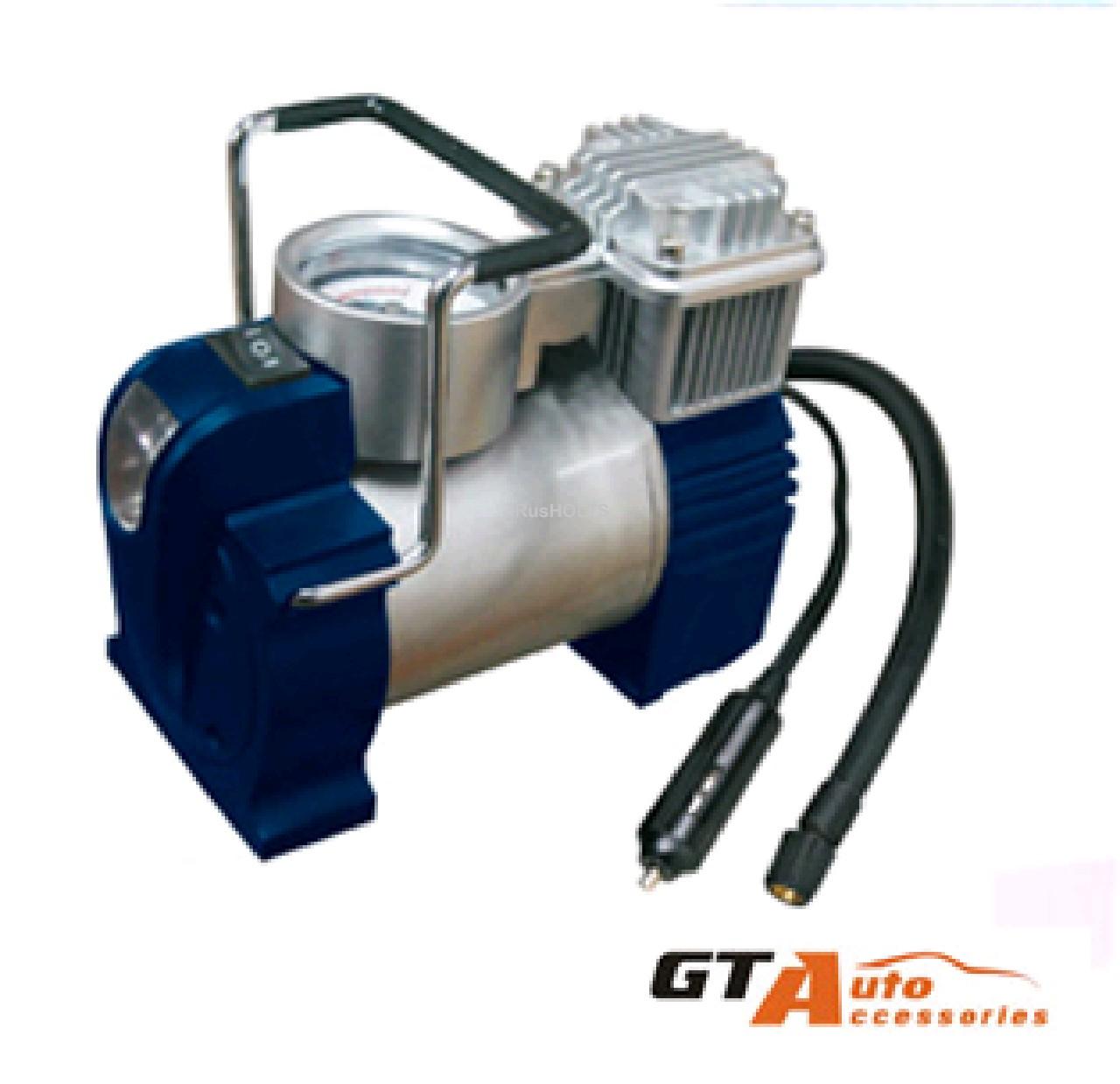 GT AUTO Компрессор автомобильный Super Volume 35 л/мин