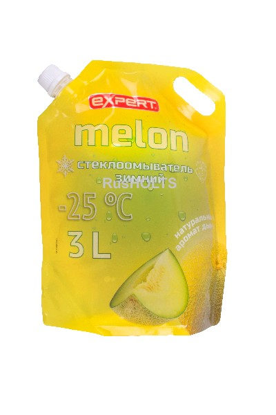 EXPERT Стеклоомыватель Melon 3л -25 (дой пак)