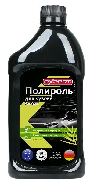 EXPERT Полироль для кузова 500мл