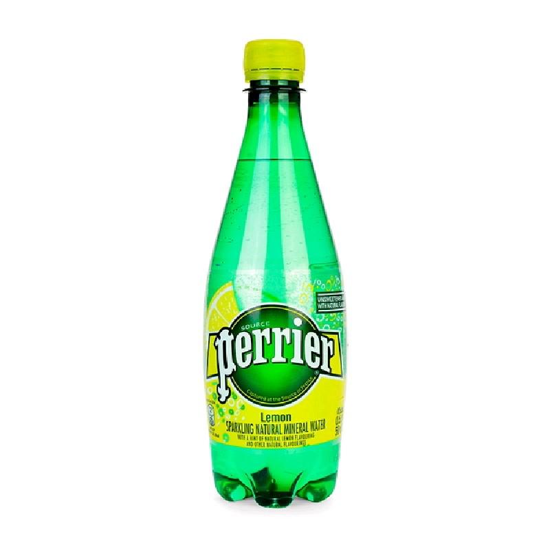 Perrier Напиток б/алк газ лимон пэт 500 мл*24шт