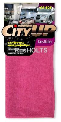 CityUP Салфетки микрофибра 30х30см 20 шт.