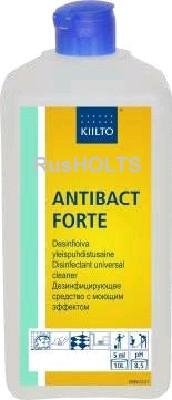Antibact Forte универсальное ср-во для мойки и дезинфекц 1л