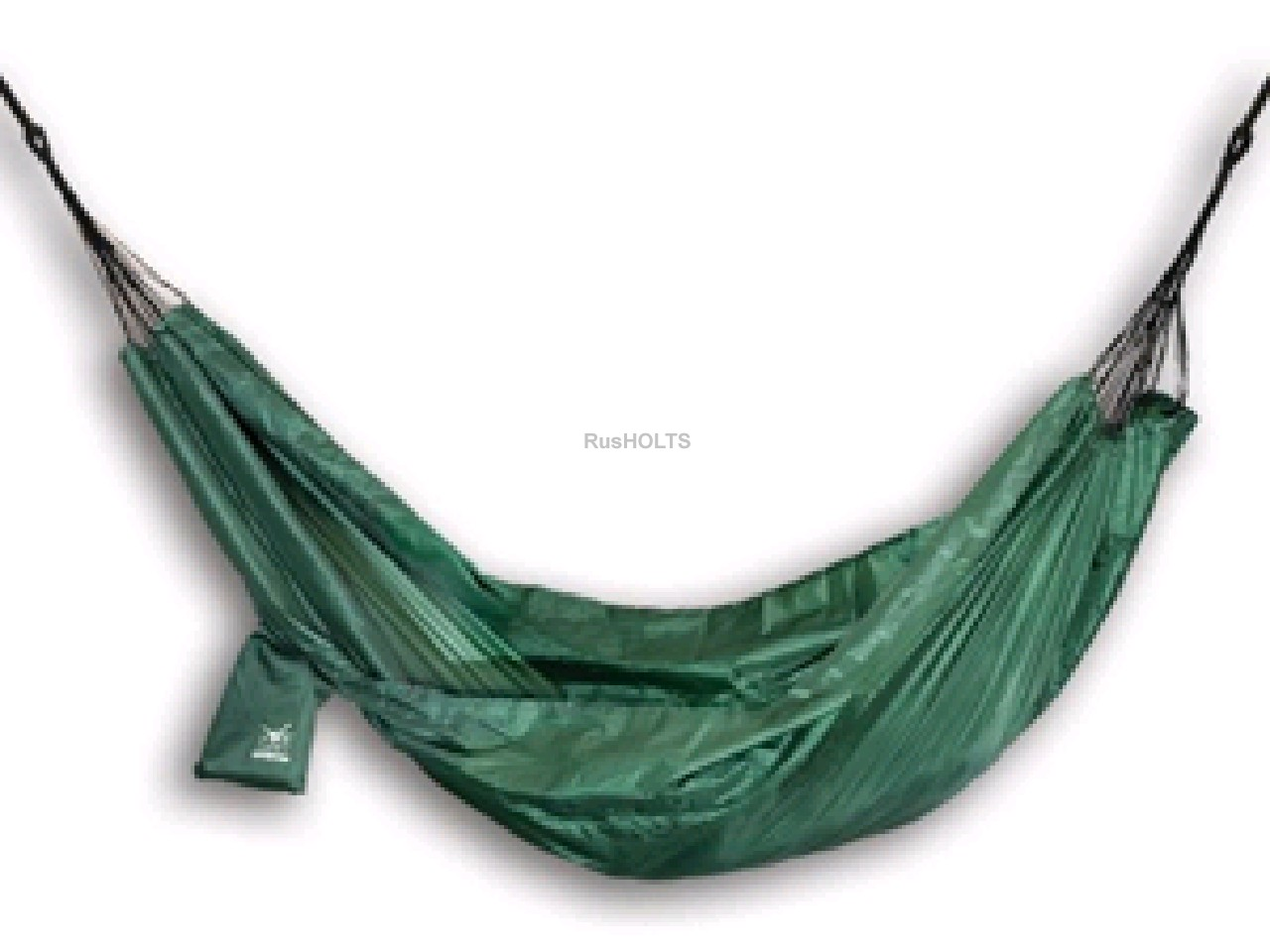 Гамак компактный (зеленый)