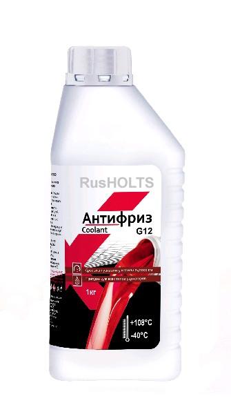 EXPERT Антифриз G12 (красный), 1кг