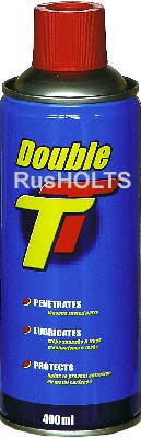 Car Plan Double TT Универсальная смазка (аэрозоль), 400мл (DTT024)