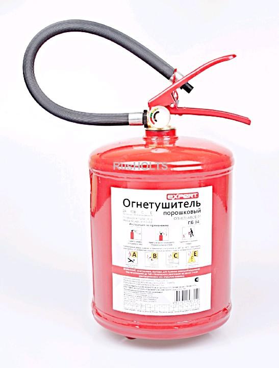 EXPERT Огнетушитель порошковый ОП-4 (3) АВСЕ-01
