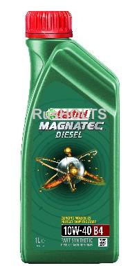 Castrol Magnatec масло моторное Diesel 10W-40 B4 1 литр
