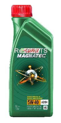 Castrol Magnatec масло моторное 5W-40 A3/B4 NEW 1 литр