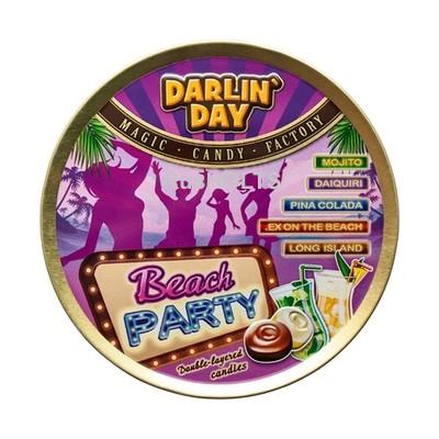 DARLIN`DAY карамель леденцовая  BEACH PARTY