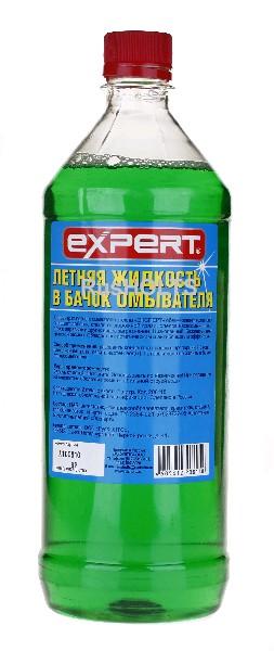 Летняя жидкость в бачок омывателя Expert 1л (концентрат)