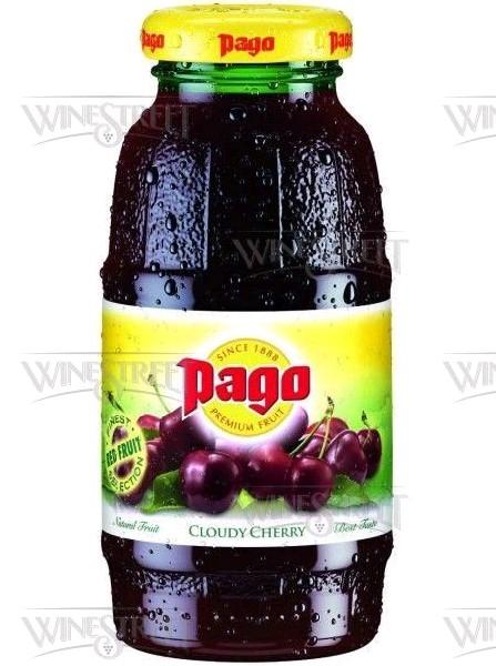 Нектар Pago Вишня (Cherry) 0,2х24 бут
