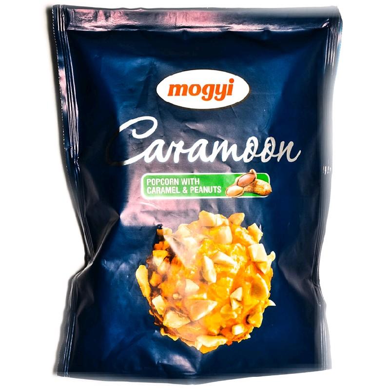 Готовый попкорн покрытый сладкой арахисовой крошкой, 70 гр, MOGYI
