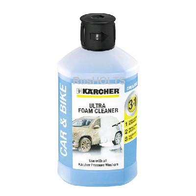 Karcher Ultra Foam Cleaner (1л) Эко-шампунь б/м