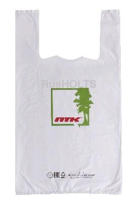 Пакет п/э майка ПТК биоразлагаемый