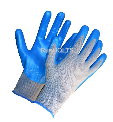 OILRESIST Перчатки с нитриловым покрытием (для наборов)