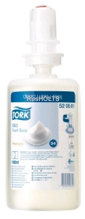 Мыло-пена Tork Premium 1л для S4 520501