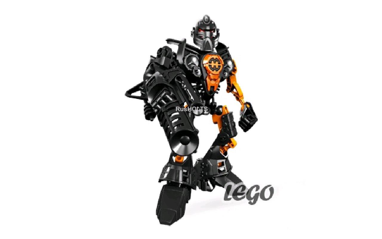 Игр. кат.10 LEGO Фабрика Героев Джими Стрингер