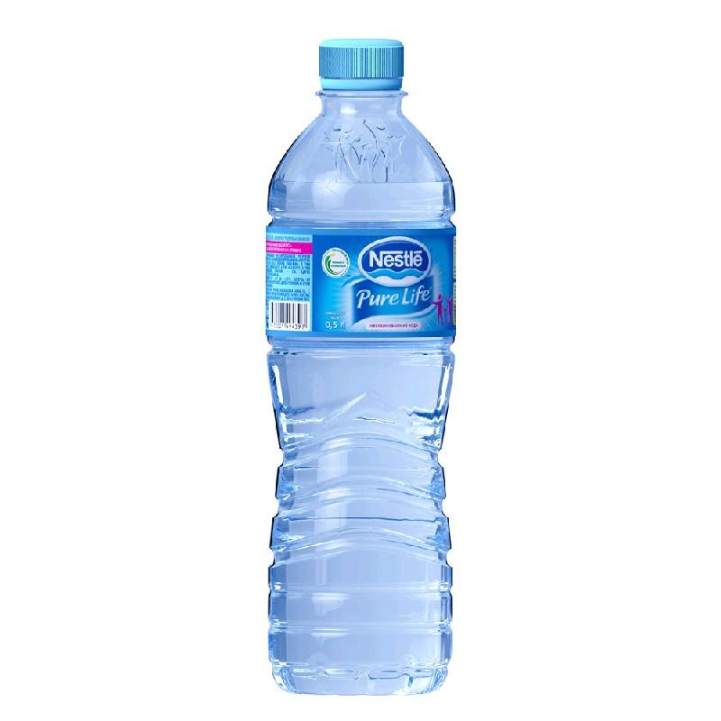 Вода Nestle Pure Life 0,5*12 ПЭТ