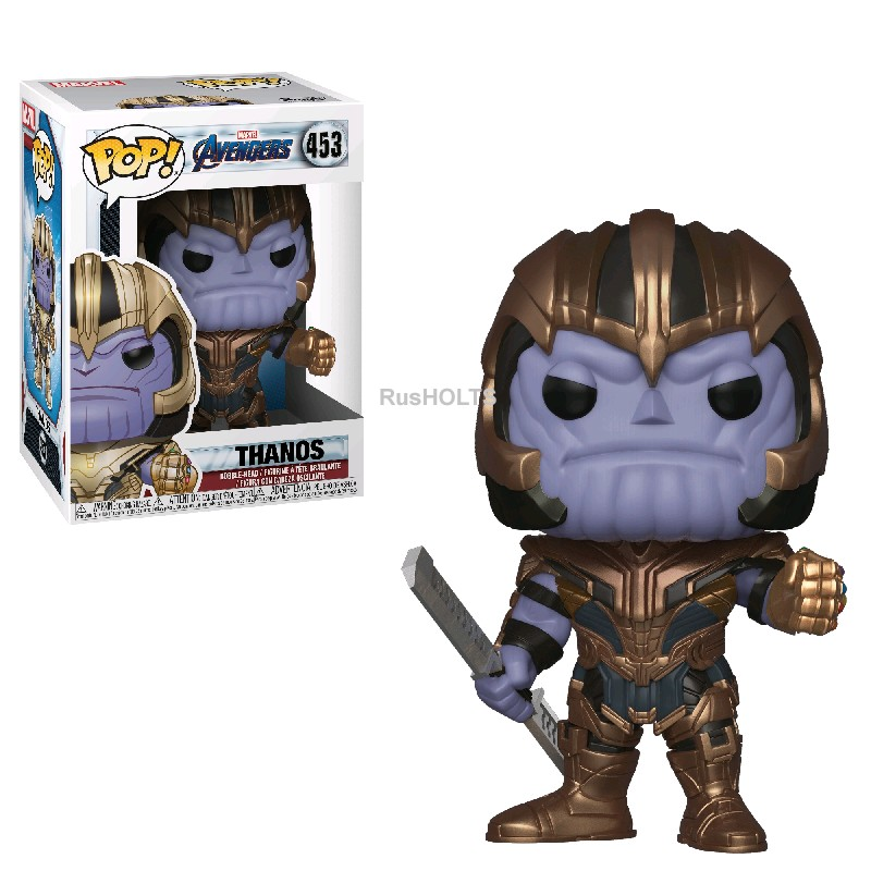 Funko Фигурка  POP! Bobble: Marvel: Avengers Endgame: Thanos 36672