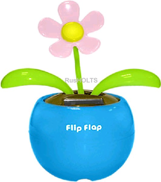 "Сувенир на солнечной батарее ""FLIP FLAP"" Категория 1"