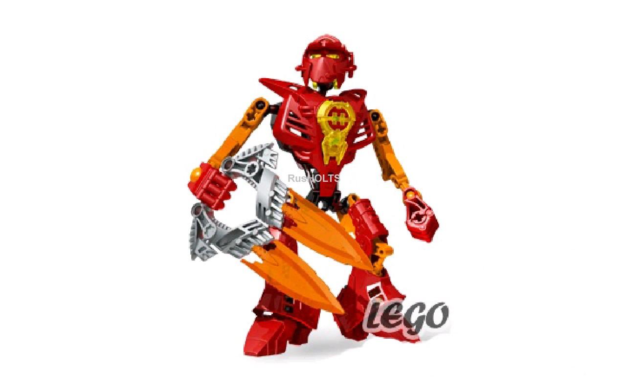 Игр. кат.10 LEGO Фабрика Героев Уильям Фурно