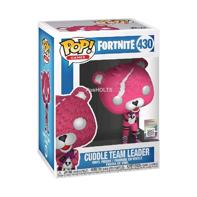 Funko Фигурка POP! Vinyl: Games: Fortnite: Cuddle Team Leader 35705