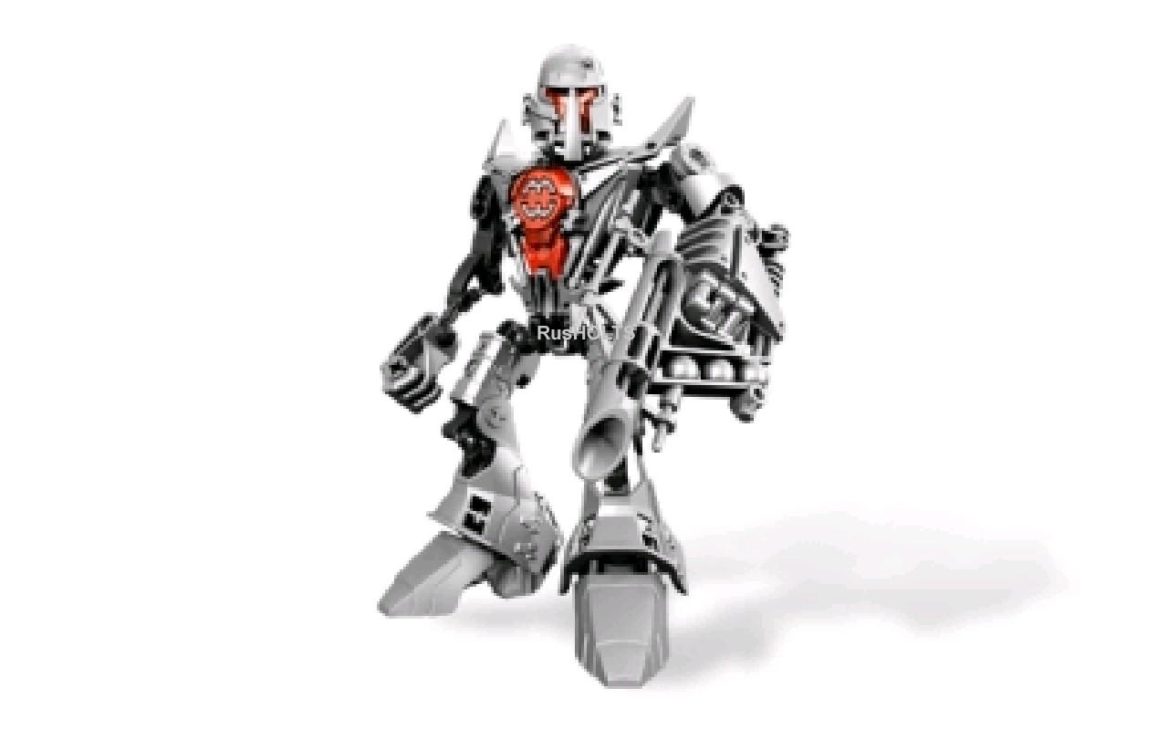 Игр. кат.10 LEGO Фабрика Героев Дункан Балк