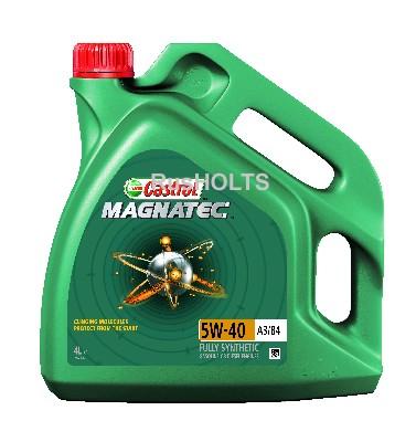 Castrol Magnatec масло моторное 5W-40 A3/B4 NEW 4 литра