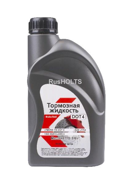 EXPERT Тормозная жидкость DOT4, 910г