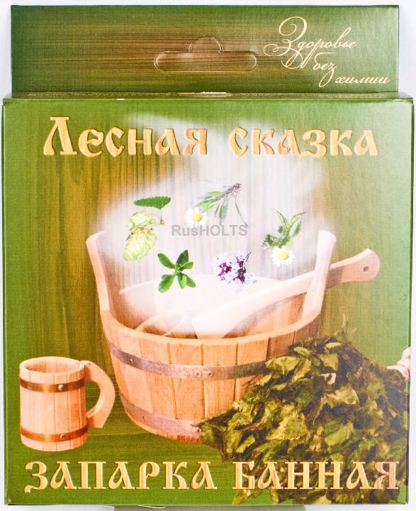 Запарка банная Лесная сказка