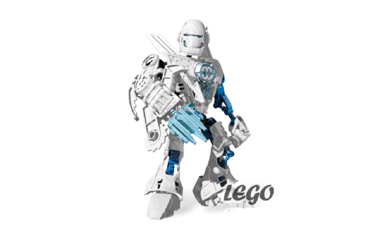 Игр. кат.10 LEGO Фабрика Героев Престон Стормен