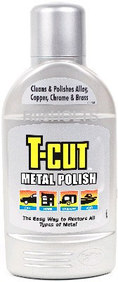 Car Plan T-Cut Очиститель и полироль для хромированных и металлических элементов а/м, флакон  500 мл