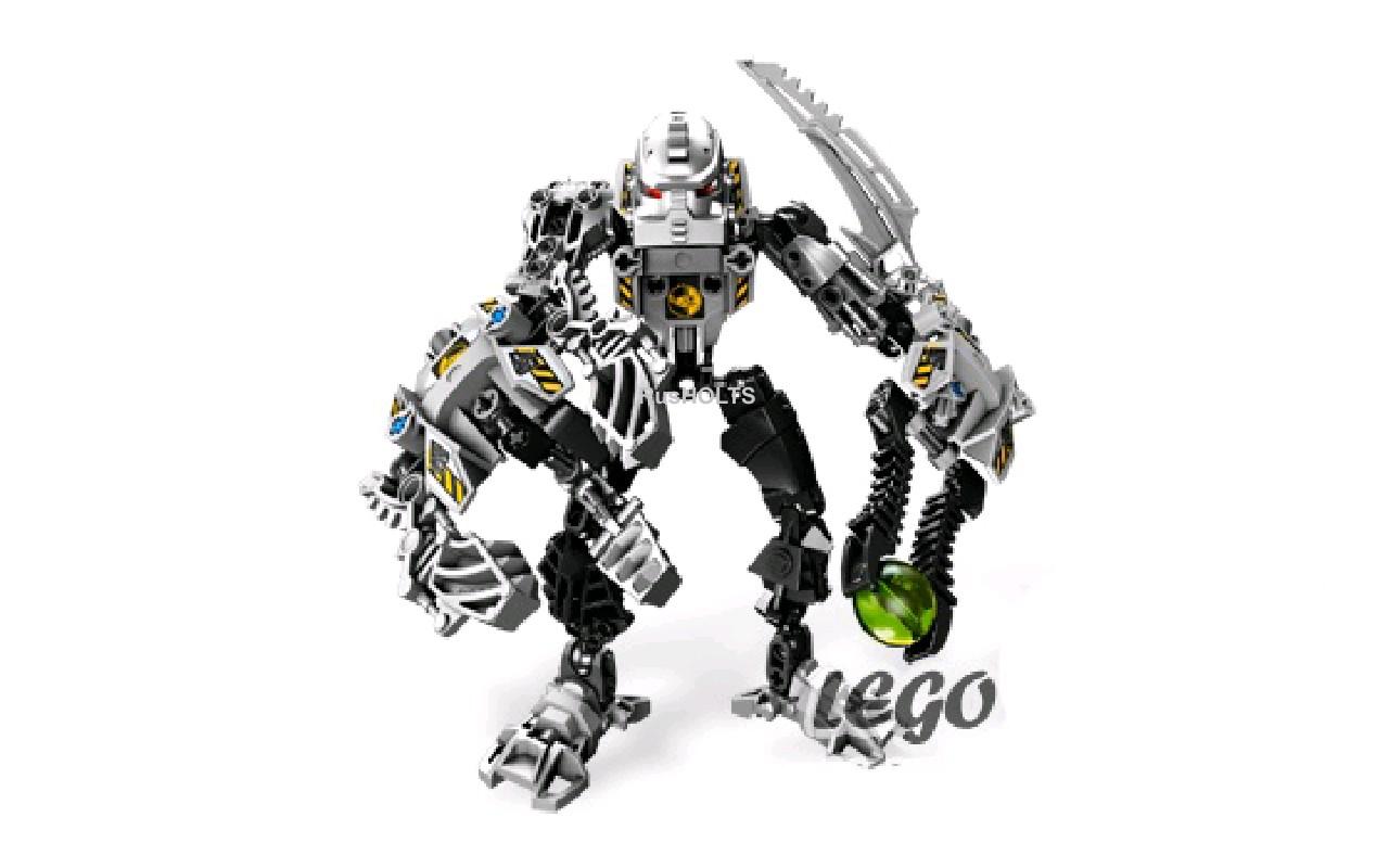 Игр. кат.11 LEGO Фабрика Героев Гром