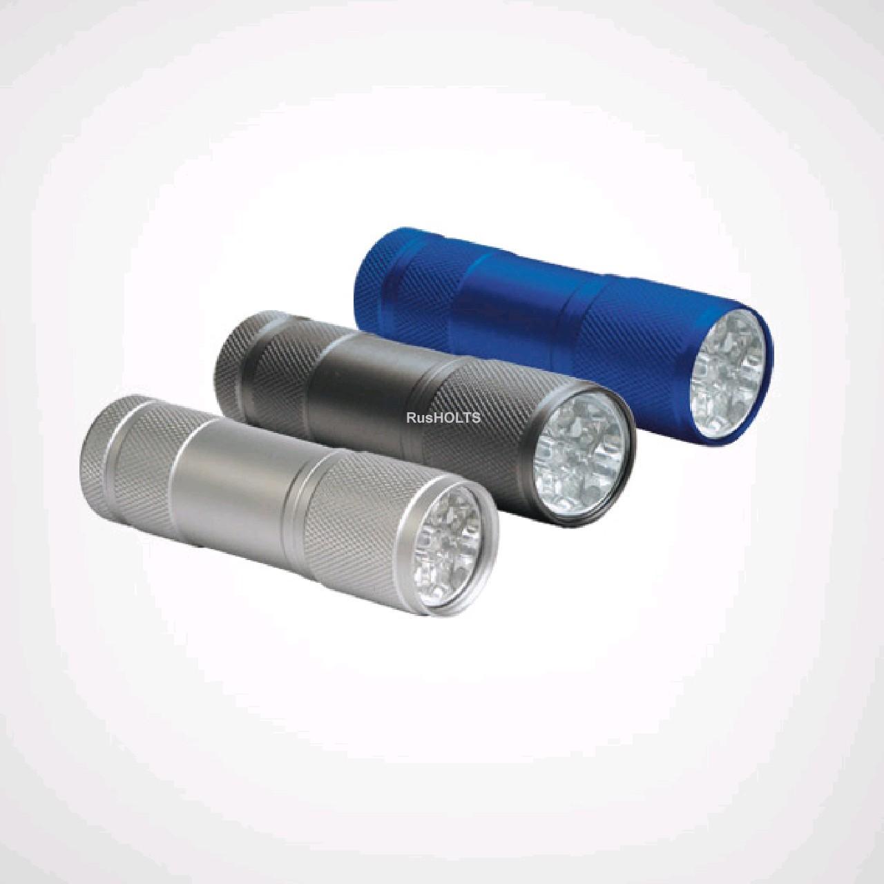 Фонарь светодиодный ФОТОН MS-0809 silver